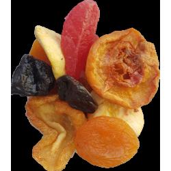 Tutti frutti huisgemaakt...