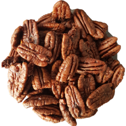 Honey roasted pecans zak 750g